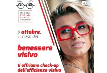 Speciale promozione d'autunno <br>per il controllo dell'efficienza visiva